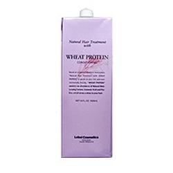 Lebel Natural Hair Soap Treatment Wheat Protein - Маска с протеином пшеницы 1600 мл