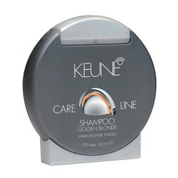 Keune Care Line Golden Blonde Shampoo - Шампунь Золотой блондин 250 мл