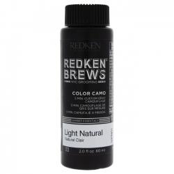 Redken Brews Color Camo 8N Light Natural - Камуфляж седины 8N Светлый натуральный, 60 мл