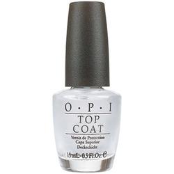 OPI Top-Coat - Покрытие верхнее закрепляющее, 15 мл