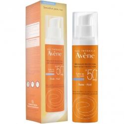 Avene Soins Solaires - Солнцезащитный флюид SPF 50 без отдушек, 50 мл