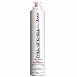 Paul Mitchell Extra-Body Firm Finishing Spray - Спрей сверхсильной фиксации для максимального объема 300 мл