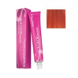 Matrix Socolor.beauty - Крем-краска перманентная Соколор Бьюти 8RC светлый блондин красно-медный 90 мл