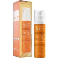Avene Suncare - Солнцезащитный флюид с тонирующим эффектом SPF 50, 50 мл