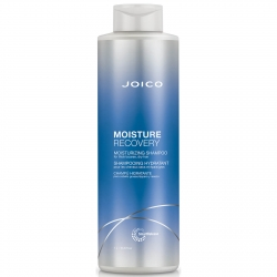 Joico Moisturizing Shampoo For Thick/Coarse, Dry Hair - Увлажняющий шампунь для плотных/жестких, сухих волос 1000 мл