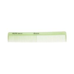 Dewal CO-6039-OLIVE - Расческа рабочая Olive комбинированная, широкая, зеленая 21 см