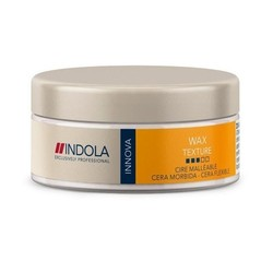 Indola Innova Texture Wax Cream - Воск текстурирующий для волос 75 мл
