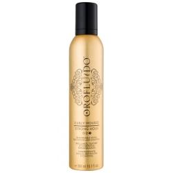 Orofluido Curly Mousse - Мусс для кудрявых волос, 300 мл