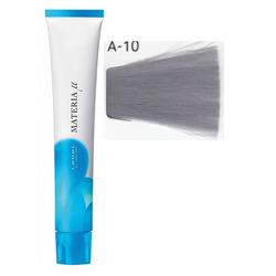 Lebel Cosmetics Materia µ - Полуперманентная краска для волос, A10 яркий блонд пепельный 80 гр