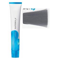 Lebel Cosmetics Materia µ - Полуперманентная краска для волос, A8 светлый блонд пепельный 80 гр