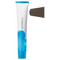 Lebel Cosmetics Materia µ - Полуперманентная краска для волос, B7 блонд коричневый 80 гр