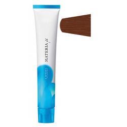 Lebel Cosmetics Materia µ - Полуперманентная краска для волос, OBE6 темный блонд оранжево-бежевый 80 гр