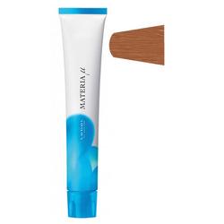 Lebel Cosmetics Materia µ - Полуперманентная краска для волос, OBE8 светлый блонд оранжево-бежевый 80 гр