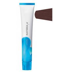 Lebel Cosmetics Materia µ - Полуперманентная краска для волос, PBE6 темный блонд розово-бежевый 80 гр