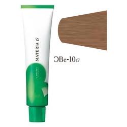 Lebel Cosmetics Materia g - Перманентная краска для седых волос, OBE-10 яркий блонд оранжево-бежевый 120 гр