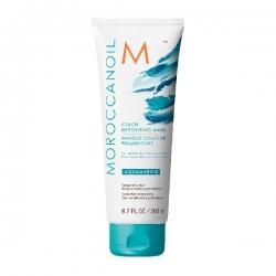 Moroccanoil Color Depositing Mask Aquamarine - Тонирующая маска (аквамарин) 200 мл