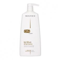Selective On Care Scalp Specifics Lenitive Shampoo - Шампунь для чувствительной кожи головы 1000 мл