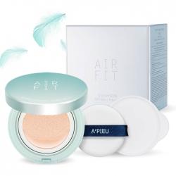 A'Pieu Air-Fit Cushion - Кушон для лица №13 Молочно-бежевый 14 мл