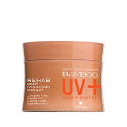 Alterna Bamboo Color Care UV+ Rehab Deep Hydration Masque - Восстанавливающая маска-уход за цветом 150 мл