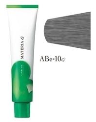 Lebel Cosmetics Materia g - Перманентная краска для седых волос, ABE-10 яркий блонд пепельно-бежевый 120 гр