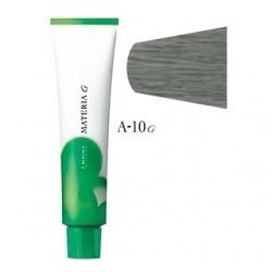 Lebel Cosmetics Materia g - Перманентная краска для седых волос, A-10 яркий блонд пепельный 120 гр