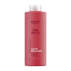 Wella Invigo Color Brilliance - Шампунь для защиты цвета окрашенных нормальных и тонких волос 1000 мл