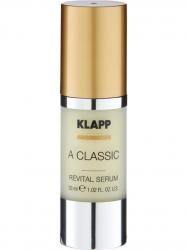 Klapp A Classic Revital Serum - Восстанавливающая сыворотка с лифтинг-эффектом, 75 мл