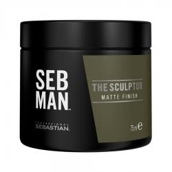 Seb Man THE SCULPTOR - Минеральная глина для укладки волос 75мл