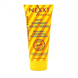 Nexxt Professional Anti-Dandruff Balm-Serum - Бальзам-сыворотка против перхоти, 200 мл