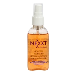 Nexxt Professional Oil Bar Crazy Cocktail - Флюид-коктейль, Жидкий шелк, 7 масел чемпионов, 50 мл