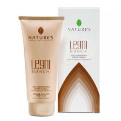Nature's Legni Bianchi - Шампунь-Гель для душа д/чувст.кожи для мужчин, 200 мл