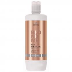 Schwarzkopf Blond Me Color Enhancing Blonde Shampoo Cool - Шампунь для поддержания холодных оттенков светлых волос, 1000 мл