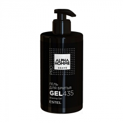 Estel Alpha Homme PRO - Гель для бритья, 435 мл