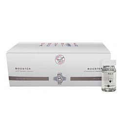 Hair Company Double Action Booster with Keratin Extract - Бустер c экстрактом кератина 10*10 мл. Общий объем: 100 мл
