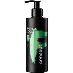 Concept Fashion Look Direct pigment Green - Пигмент прямого действия, зеленый, 250 мл