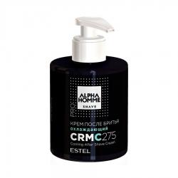 Estel Alpha Homme PRO - Крем после бритья охлаждающий, 275 мл