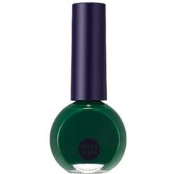 """Holika Holika Basic Nails GR04 Deep Green  - Лак для ногтей """"Бейсик нейлз"""" GR04, Насыщенный зеленый, 10 мл"""