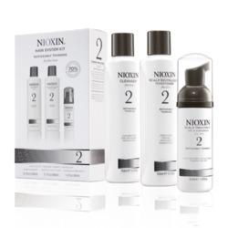 Nioxin System 2 Kit - Набор (Система 2), 300+300+100 мл