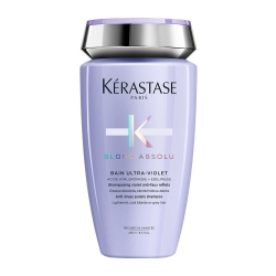 Kerastase Blond Absolu bain ultra-violet anti-brass purple shampoo - Шампунь-ванна Ultra-Violet 1000 мл