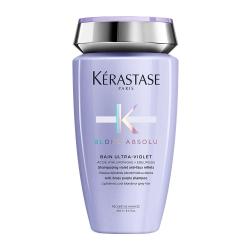 Kerastase Blond Absolu bain ultra-violet anti-brass purple shampoo - Шампунь-ванна Ultra-Violet 1000 мл