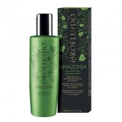 Orofluido Amazonia Shampoo - Шампунь для ослабленных и поврежденных волос 200 мл