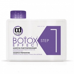 Constant Delight Botox Effect Step1 - Шампунь подготавливающий Шаг 1, 250мл