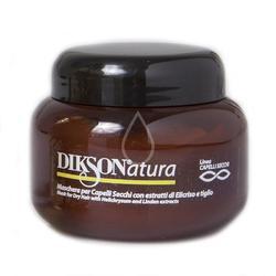 Dikson Mask with helichrysum - Маска с экстрактом бессмертника для сухих волос, 250 мл