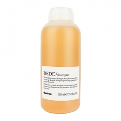 Davines Dede Shampoo - Шампунь для деликатного очищения волос, 1000 мл