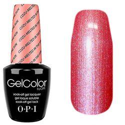 Opi GelColor Cozu-Melted in Sun, - Гель-лак для ногтей, 15мл