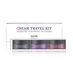 Eyenlip Cream Travel Kit - Набор кремов для лица, 3 шт*15 мл