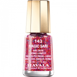 Mavala - Лак для ногтей тон 143 Загадочное Сари/Magic Sari, 5 мл