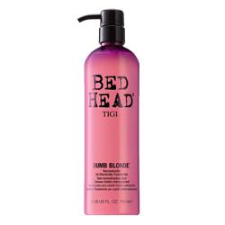 TIGI Bed Head Colour Dumb Blonde Reconstuctor - Кондиционер-маска для блондинок 750 мл