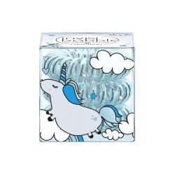Invisibobble Original Unicorn Henry - Резинка для волос прозрачный с голубым,3 шт