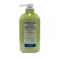 Lebel Cool Orange Hair Rinse - Бальзам-ополаскиватель «Холодный Апельсин» 600 мл